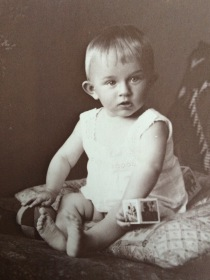Werner Helmut Reinhold Schwedler, geb. am 9. September 1924